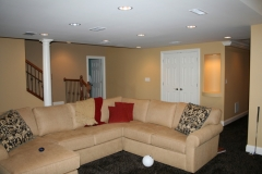 Basement Finishing and Remodeling