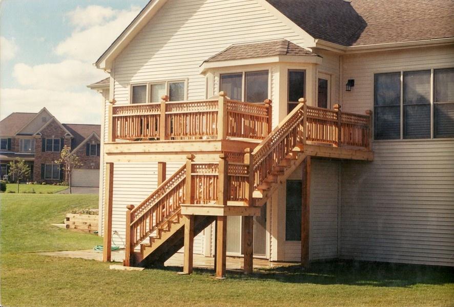 Custom Deck Building