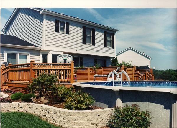 Pool Deck Design Algonquin IL