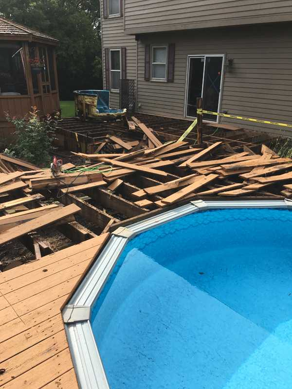 Pool Deck Contractors