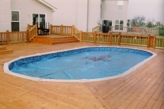 Pool Deck Design and Building