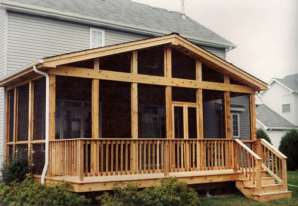 Three season rooms in crystal lake mchenry algonquin for 3 season room additions