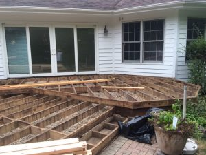 Redoing Your Deck